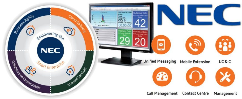 nec telephone system distributor