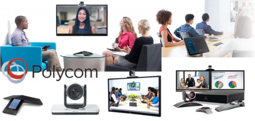 polycom video conferencing abudhabi